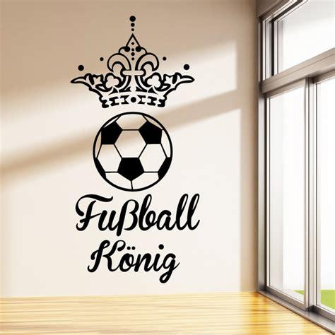 Wandtattoo Kinderzimmer König Der Löwen by Wandtattoos Wandtattoo Quot Fussball K 246 Nig Quot 20x41cm Ein