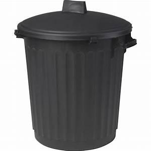 Poubelle Exterieur Leroy Merlin : poubelle de rue 80 l x x cm leroy merlin ~ Melissatoandfro.com Idées de Décoration