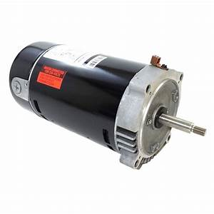 Ao Smith Swimming Pool Motor Ust1072 C 4 Hp Brand New 663001379430