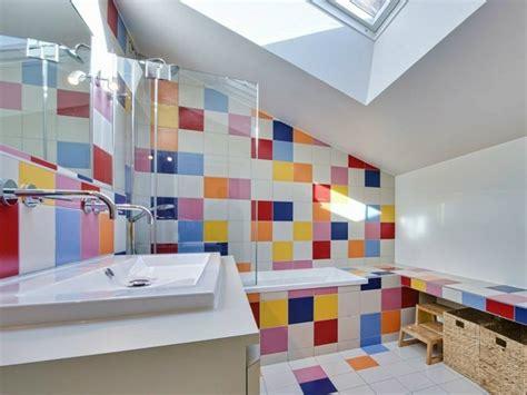 carrelage mural salle de bain id 233 es et astuces design