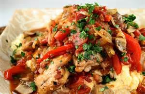 Chicken Cacciatore Recipes Mushrooms