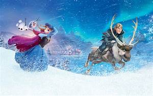 Anna Kristoff in Frozen Wallpapers | HD Wallpapers | ID #13900