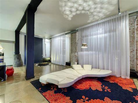 Creative Modern Luxury Apartment Interior Design By