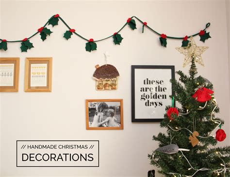 handmade christmas decorations megan nielsen design