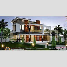 2075 Sqft Modern Contemporary House  Kerala Home Design