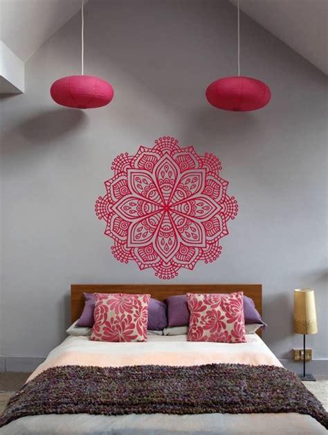 Ideas para decorar con mandalas Decoración con mandalas