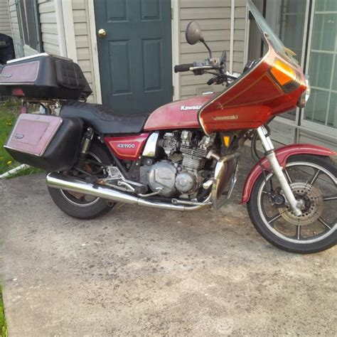 1982 Kawasaki Spectre 1100 by 1982 Kawasaki Kz1100 Motorcycles For Sale