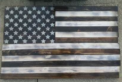 Flag Subdued Flags Matte Finish Discover