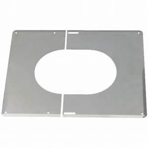Plaque De Finition Plafond 150 : plaque de finition inox 30 45 diam tre 200 mm ten ~ Dailycaller-alerts.com Idées de Décoration