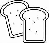 Toast Clipart Toaster Bread Icon Slice Food Sandwich Sketch Svg Drawing Transparent  Icons Bakery Coffee Webstockreview Onlinewebfonts Getdrawings sketch template