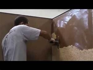 Kit Moquette De Pierre : kit mur de pierre drainowall youtube ~ Farleysfitness.com Idées de Décoration