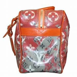 Louis Vuitton Weekender : louis vuitton richard prince denim defile weekender pm ~ Watch28wear.com Haus und Dekorationen