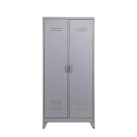couleur gris bureaux achat bureau armoire en métal gris 2 portes maxim couleur gris achat