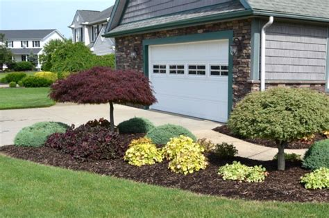 Picture Of-simple Front Yard Landscaping Ideas On