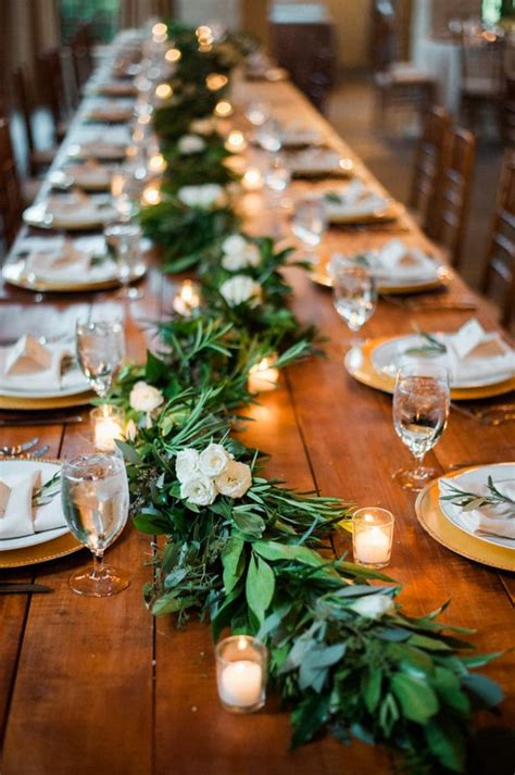 A Farm Style Wedding Held Entirely Indoors Wedding