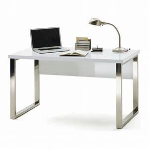 Tischplatte Hochglanz Weiß : home24office b rotisch f r ein modernes heim home24 ~ Buech-reservation.com Haus und Dekorationen