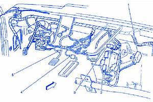 Gmc Savana 2000 Engine Electrical Circuit Wiring Diagram