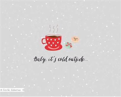 December Christmas Desktop Winter Backgrounds Wallpapers Cold