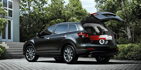 fit  mazda cx     place