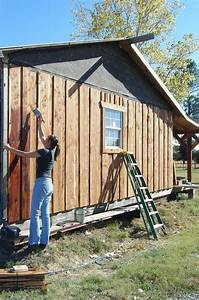 Building A Simple Log Cabin How To Build By Hand Model