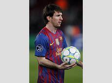 Are Dribbles by Barcelona's Lionel Messi Sending Secret