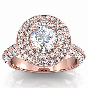 rose gold engagement rings are rose gold engagement rings With expensive gold wedding rings