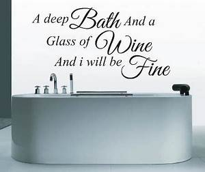 baths and wine quotes quotesgram With words related to bathroom