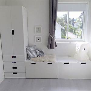 Ikea Kinderzimmer Schrank : stuva ikea kinderzimmer kinderzimmer babyzimmer kidsroom nursery pinterest ikea ~ Sanjose-hotels-ca.com Haus und Dekorationen
