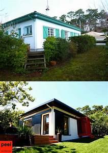 Maison Année 50 : r novation d 39 une villa des ann es 50 en maison plus ~ Voncanada.com Idées de Décoration