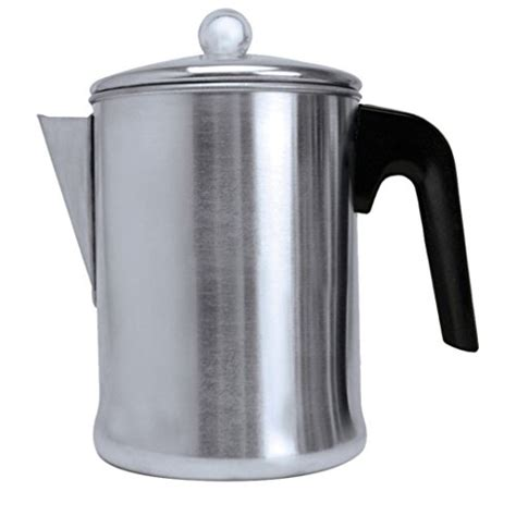 9 Cups Percolator Coffee Pot   Gourmet Coffee & Equipment