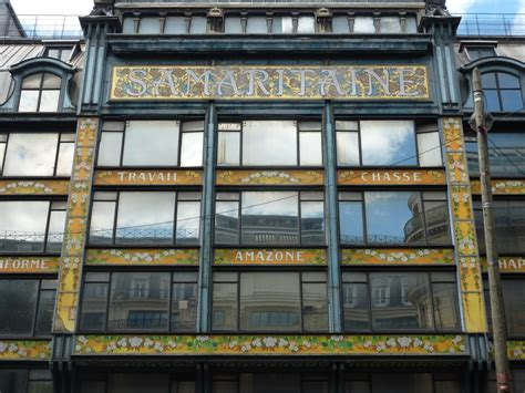 La samaritaine was conceived like a moveable feast, poised at the epicenter of the renaissance now percolating in and around the les halles district. La Samaritaine | Socra