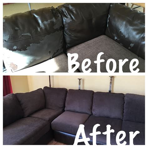 how to change leather sofa cover a step of faith