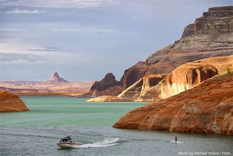Lake Powell View Rv Boat Storage by Interesting Facts About Lake Powell Just Facts