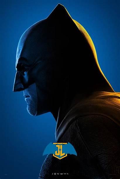 Justice League Character Posters Batman Poster Dc