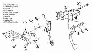 1987 Pontiac Fiero Se    V6   Drivetrain