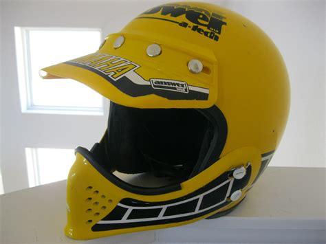 yamaha motocross helmet vintage 1980 39 s answer a tech in original team yamaha