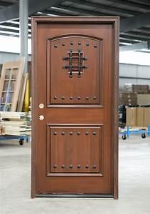 Mahogany, Rustic, Exterior, Door, Clearance