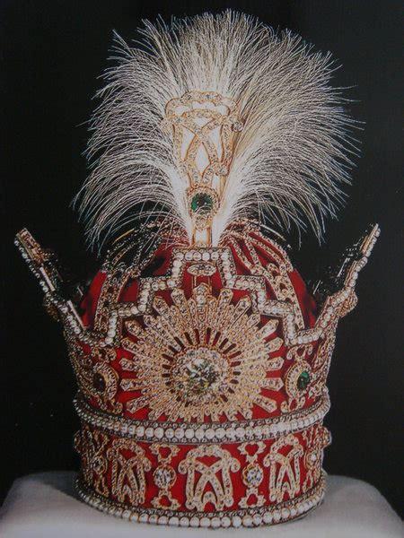 emperor shah mohammed reza pahlavis coronation