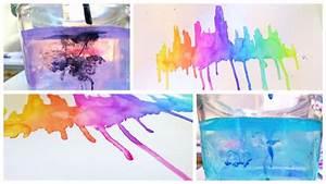 Malen Mit Wasserfarben : regenbogen skyline speed drawing malen mit zeitraffer wasserfarben youtube ~ Orissabook.com Haus und Dekorationen