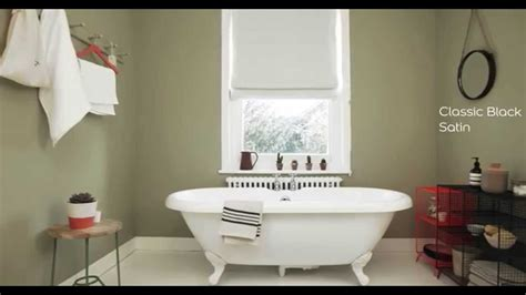 Kitchen Paint Colours Ideas - bathroom ideas using olive green dulux youtube