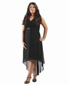 robe asymetrique femme ronde sur http larobelonguefr With robe longue femme ronde