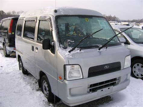 subaru sambar 2004 subaru sambar pictures 660cc gasoline automatic