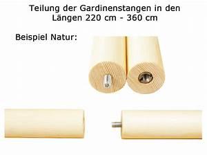 Gardinenstange Holz Weiß : wei e holz vorhangstange ~ Orissabook.com Haus und Dekorationen