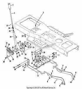 29 Ariens Lawn Mower Parts Diagram