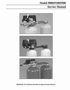 Fleck 9000 9100 9500 Manual De Operacion Y Partes By