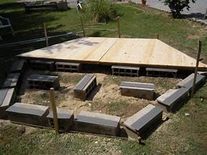 Sur Quoi Poser Un Abri De Jardin : installer un abri de jardin les cabanes de jardin abri ~ Dailycaller-alerts.com Idées de Décoration