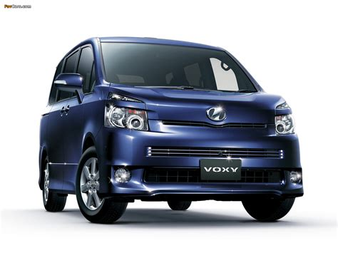 Toyota Voxy Photo by Toyota Voxy Zs 2007 10 Photos 1280x960