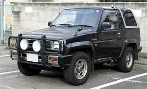 1992 Daihatsu Rocky Sx Hardtop 2dr 4x4 Sport Utility 5