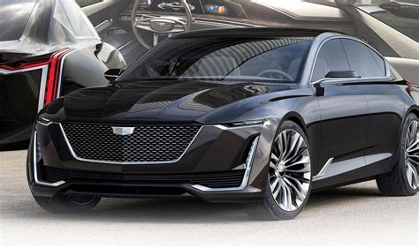Cadillac Supercar 2020 by 2019 Cadillac Ct5 Review Design Release Date Engine