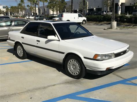 1989 Toyota Camry by 1989 Toyota Camry Le Sedan 4 Door 2 5l For Sale Toyota